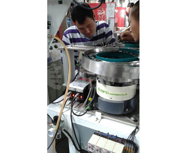 日本振动器镶件振动盘